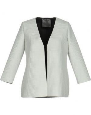 Пиджак ES'GIVIEN. Цвет: светло-серый