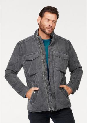 Куртка MANS WORLD MAN'S. Цвет: серый