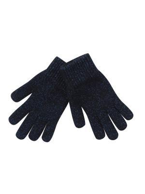 Перчатки Pulka. Цвет: темно-синий