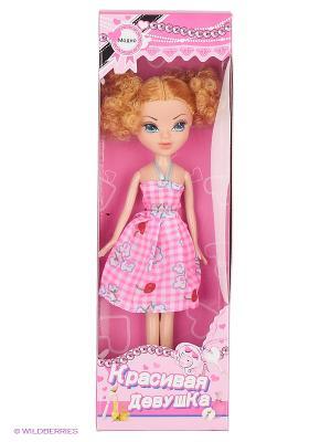 Кукла 4 вида . teeboo. Цвет: розовый