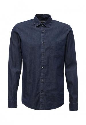 Рубашка джинсовая Michael Kors. Цвет: синий