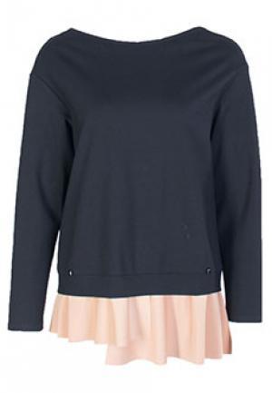 Блуза NOLO. Цвет: черный
