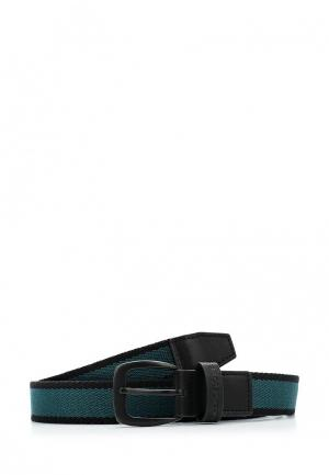 Ремень DC Shoes. Цвет: зеленый