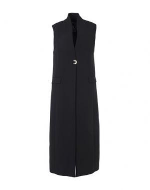 Легкое пальто HANITA. Цвет: черный