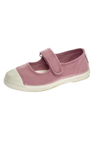 Туфли NATURAL WORLD. Цвет: розовый