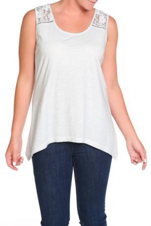 Блуза RITA PFEFFINGER. Цвет: серебристо-серый