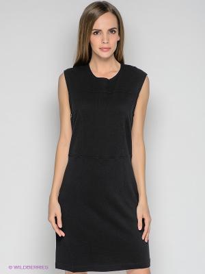 Платье EASY WEAR. Цвет: черный