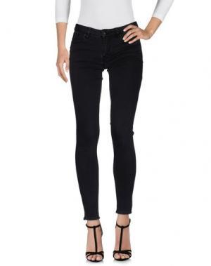 Джинсовые брюки RIPCURL. Цвет: черный