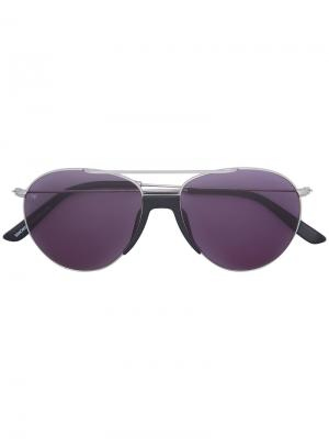 Солнцезащитные очки Fortunate Son Smoke X Mirrors. Цвет: чёрный