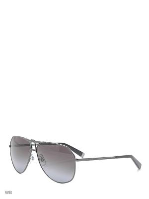 Солнцезащитные очки DQ 0056 08B Dsquared2. Цвет: черный
