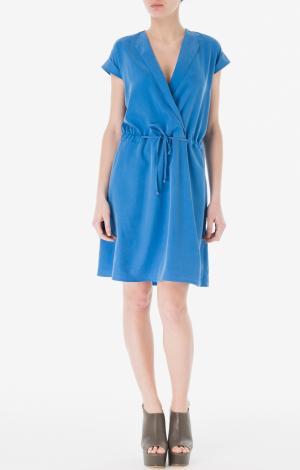 Платье Голубое YETONADO