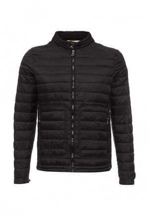 Куртка утепленная R-Recycled. Цвет: черный