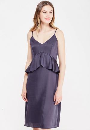 Платье Banana Republic. Цвет: синий