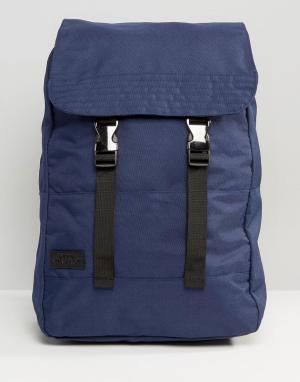 Dead Vintage Нейлоновый рюкзак Commuter. Цвет: темно-синий
