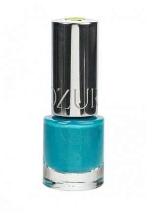Лак для ногтей Yllozure. Цвет: бирюзовый