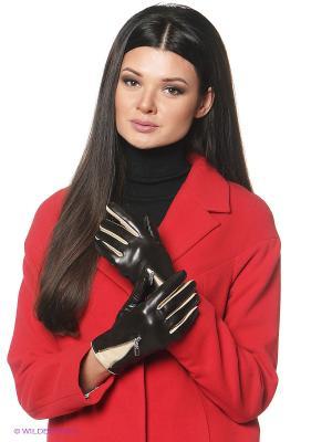 Перчатки женские Piero. Цвет: коричневый, темно-коричневый