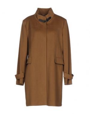 Пальто SCHNEIDERS. Цвет: коричневый