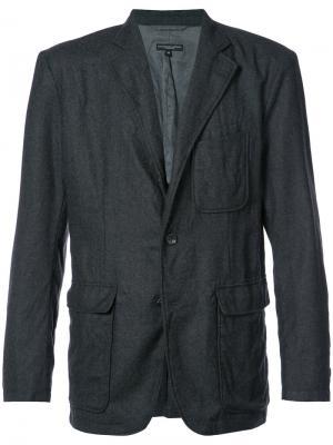 Куртка Baker Engineered Garments. Цвет: серый