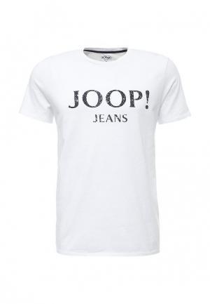 Футболка Joop!. Цвет: белый