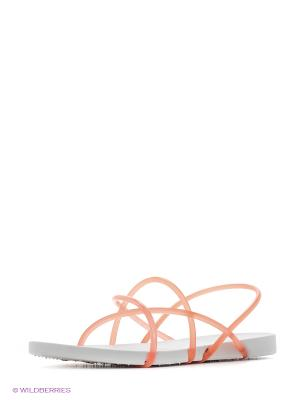 Сандалии Ipanema. Цвет: бледно-розовый, бежевый