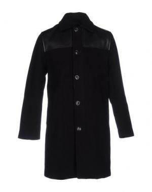 Пальто MARC BY JACOBS. Цвет: черный