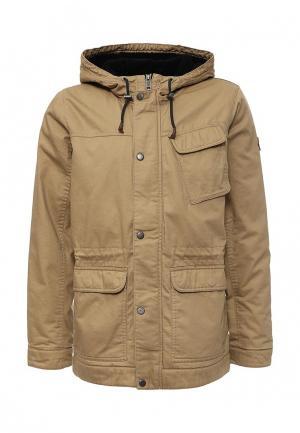 Куртка утепленная O`Neill. Цвет: бежевый