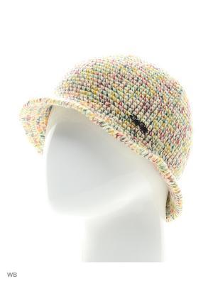 Шляпа Попугайчик ТТ. Цвет: бежевый