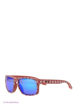 Солнцезащитные очки NRC. Цвет: красный