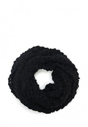 Снуд Fete. Цвет: черный