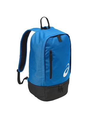 Рюкзак TR CORE BACKPACK ASICS. Цвет: синий, черный