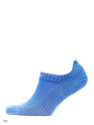 Носки 3PPK WOMENS DRI-FIT LIGHTWEIG Nike. Цвет: синий, голубой, оранжевый