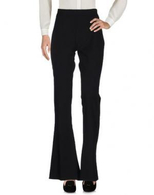 Повседневные брюки ALBERTO AUDENINO. Цвет: черный