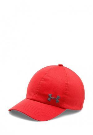 Бейсболка Under Armour. Цвет: красный