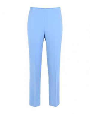 Повседневные брюки GIORGIO GRATI. Цвет: пастельно-синий