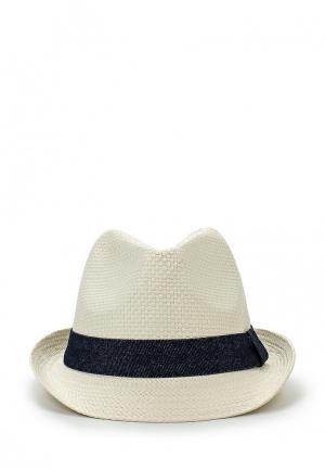 Шляпа Fresh Brand. Цвет: бежевый