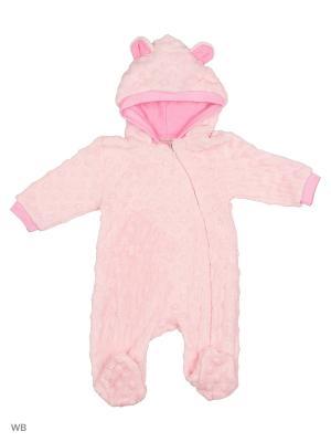 Комбинезон нательный для малыша Flip. Цвет: розовый