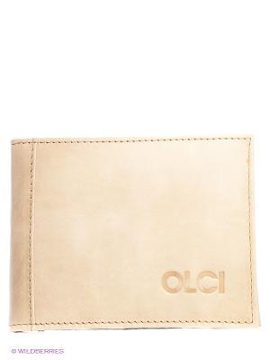Обложка для документов Olci. Цвет: светло-бежевый
