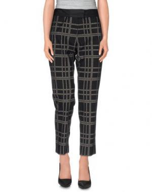 Повседневные брюки THAKOON ADDITION. Цвет: черный