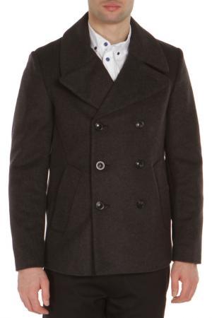 Пальто Marc by Jacobs. Цвет: deep charcoal melange