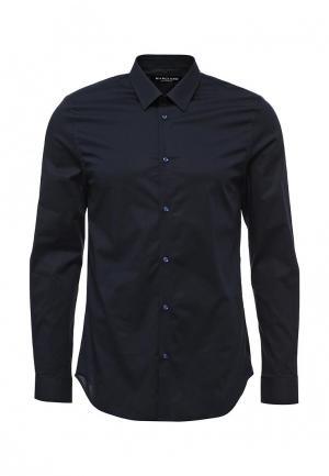 Рубашка Marciano Los Angeles. Цвет: синий