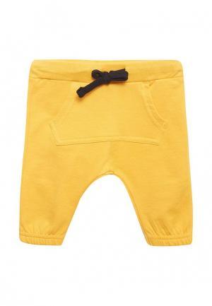 Брюки Modis. Цвет: желтый