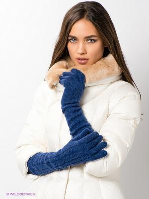Перчатки Modo. Цвет: темно-синий