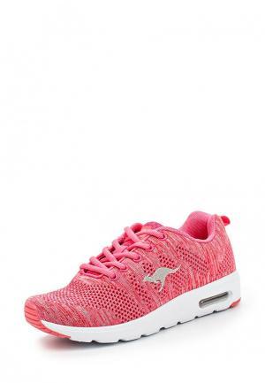 Кроссовки KangaROOS. Цвет: розовый