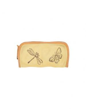 Бумажник CATERINA LUCCHI. Цвет: желтый