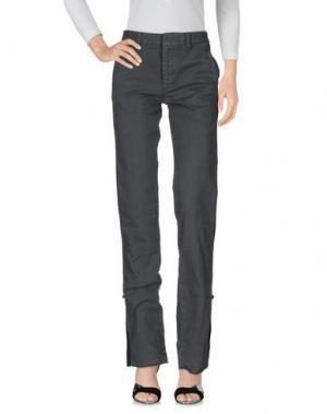 Джинсовые брюки ..,MERCI. Цвет: серый