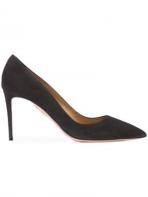 Туфли Simply irresistible Aquazzura. Цвет: чёрный