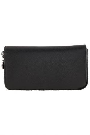 Портмоне Pitti bags. Цвет: черный