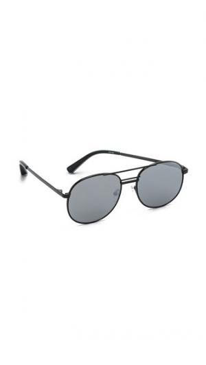 Солнцезащитные очки Watts с плоскими линзами Elizabeth and James