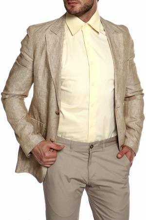 Пиджак Christian Lacroix. Цвет: бежевый