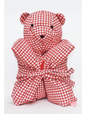 Декоративная подушка Mammi. Цвет: красный